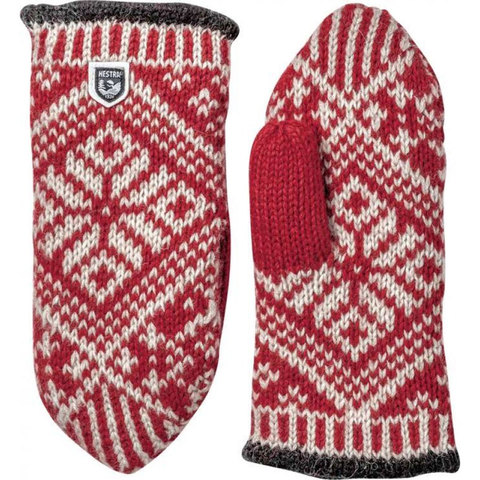 Hestra Nordic Wool Mitts - Outdoor Gear
