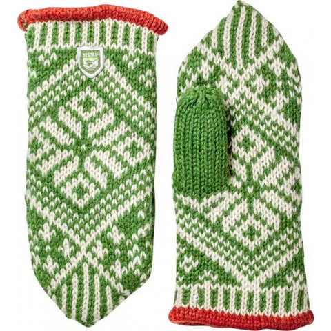 Hestra Nordic Wool Mitts