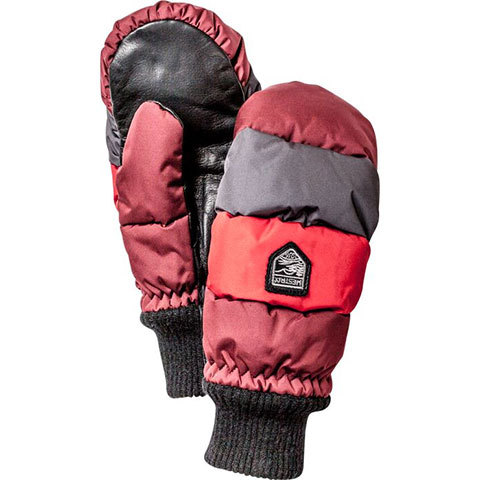 Hestra Wool/Merino Loft Mitten - Outdoor Gear