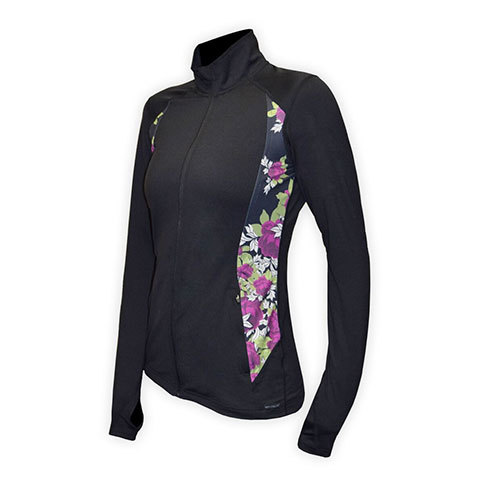 Hot Chillys MTF Flex Stretch Sublimated Print Jacket - Women's