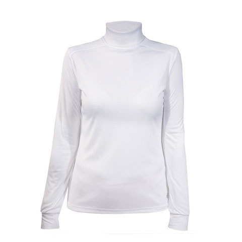 Hot Chillys Peachskins Solid T-Neck - Womens
