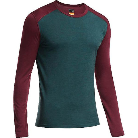 Icebreaker Oasis Long Sleeve Crewe - Outdoor Gear