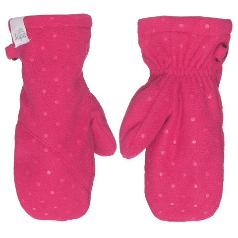Jupa Girl's Zilya Polar Mitts - Kid's