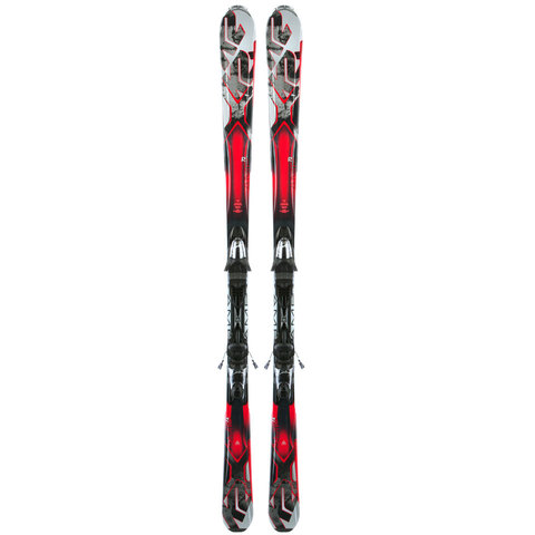 K2 AMP 72 Skis with M2 10 Bindings  2014