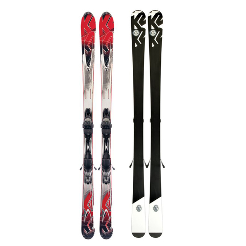 K2 AMP Force M3 10.0 Ski