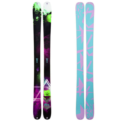 K2 Missdemeanor Skis - Women's 2013
