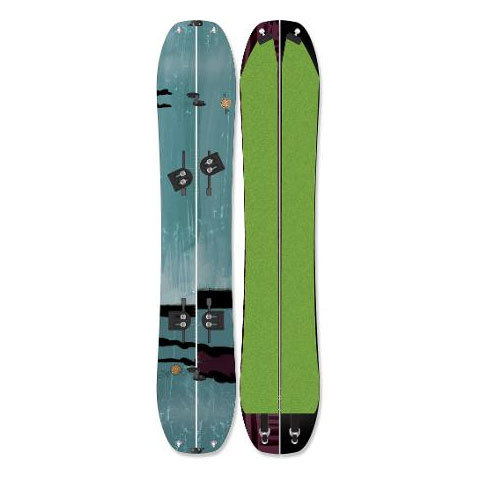K2 Northern Lite Split Snowboard Package - Women's