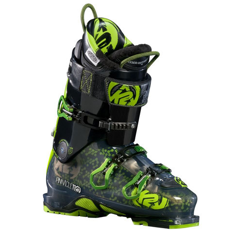 K2 Pinnacle 110 Ski Boots 2014
