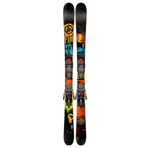 K2 Shreditor 75 JR. Skis - Kid's