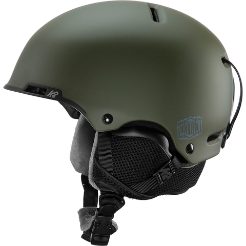 Tear up the mountain and keep your most important asset protected at the same time with this ultra comfortable helmet from K2. The Stash Helmet is a premium in-mold helmet with an adjustable 360 K2Dialed Fit System and Passive Channel Venting that delivers awesome comfort all day.