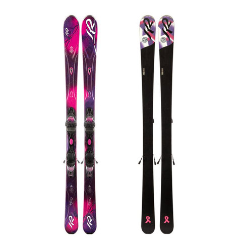 K2 Superfree ER3 10.0 Skis - Women's
