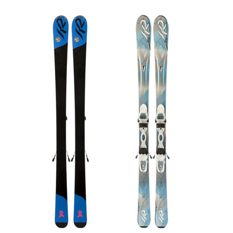 K2 Supersweet ER3 10.0 Skis - Women's