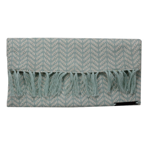 Krochet Kids Rose Knit Clutch