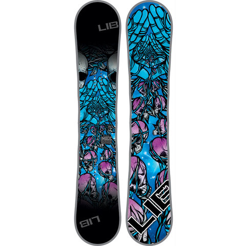 Lib Tech Banana Magic Firepower C2 Snowboard
