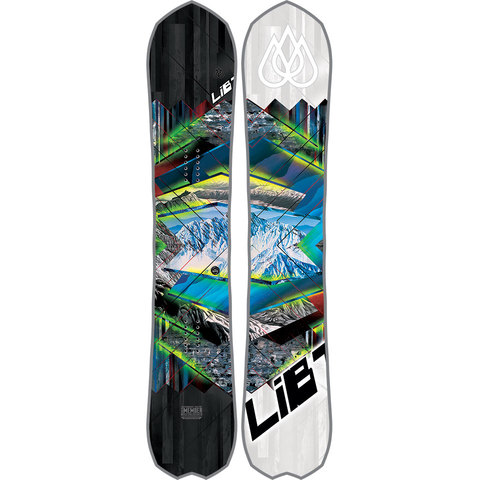 Lib Tech Travis Rice Pro Gold Member Firepower XC2 Snowboard