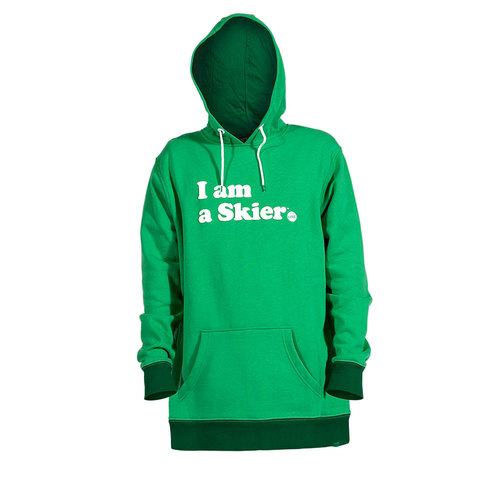 Line I'm a Skier Pullover Hoodie