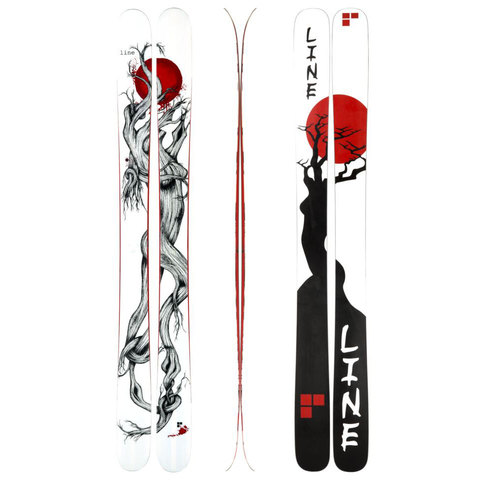 Line Mr Pollards Opus Skis 2014