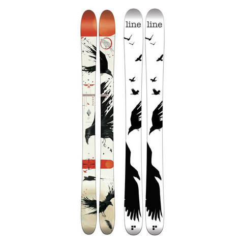 Line Sir Francis Bacon Skis 2016