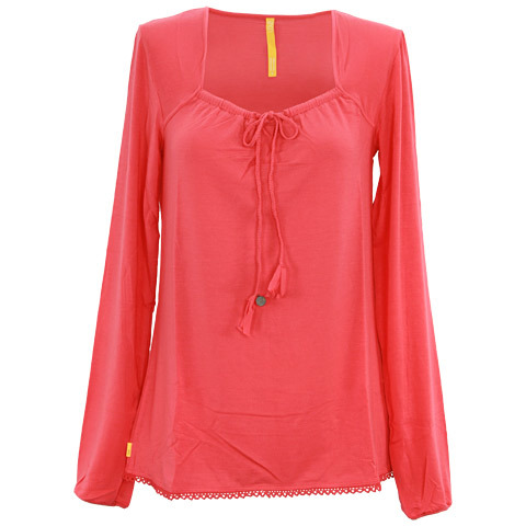 LoLe Rose L/S Top - Women's