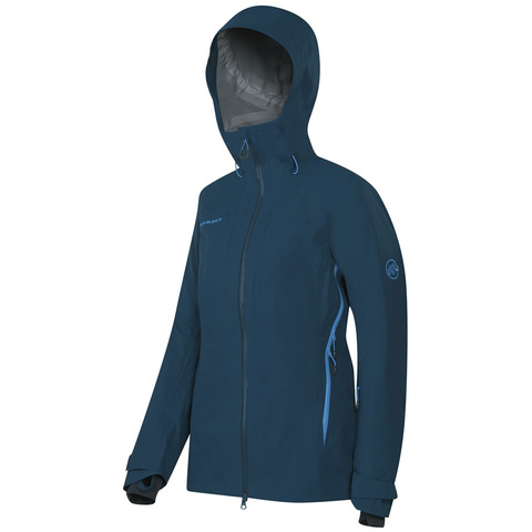 Mammut Luina Tour HS Hooded Jacket - Women's
