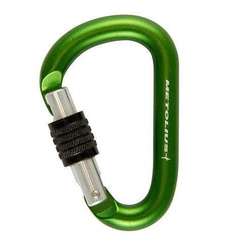 Metolius Element Locking Carabiner