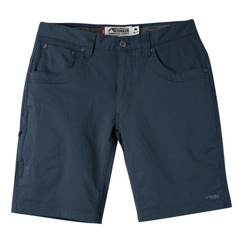 Mountain Khaki Commuter Short Slim Fit