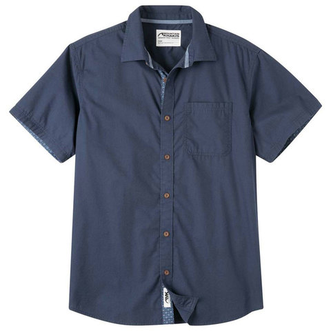 Mountain Khaki Cottonwood Short Sleeve Shirt