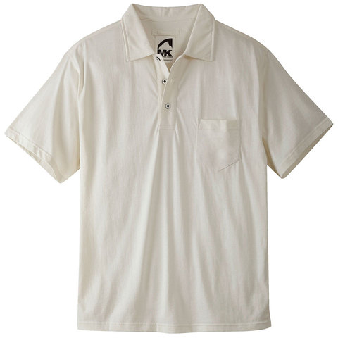 Mountain Khaki Patio Polo Shirt