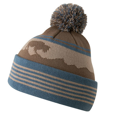 Mountain Khakis Teton Bison Pom