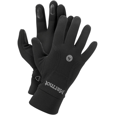 Marmot Power Stretch Gloves