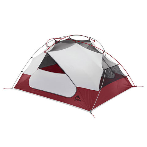 MSR Elixir 3 Backpacking Tent - Outdoor Gear