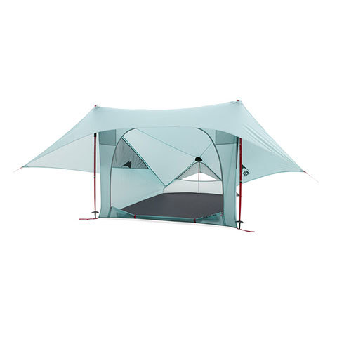 MSR Flylite 2-Person Trekking Pole Tent - Outdoor Gear