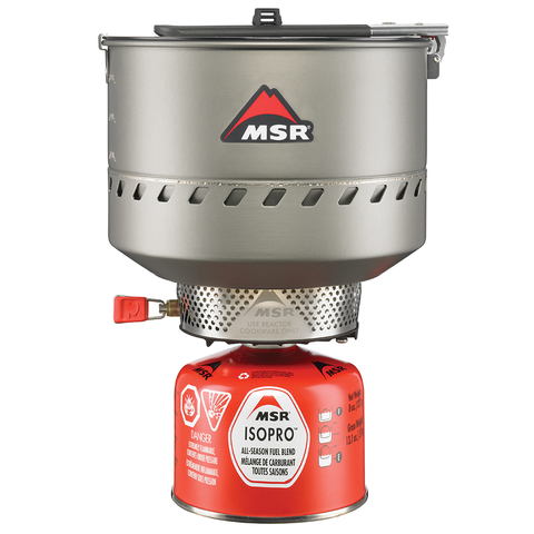 MSR Reactor 2.5L Stove System - Outdoor Gear