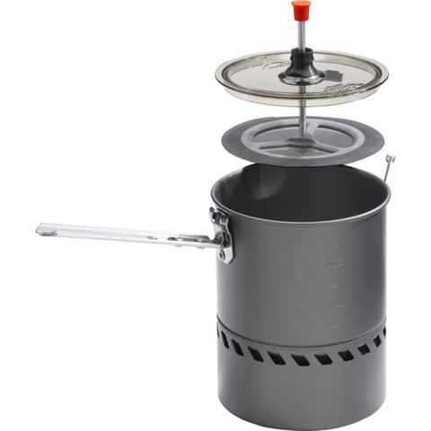 MSR Reactor Coffee Press
