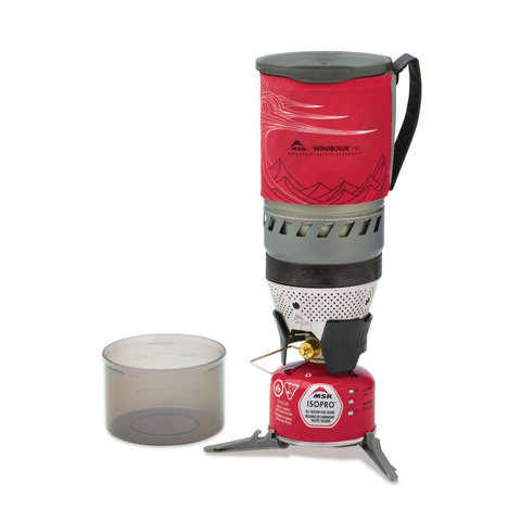 MSR WindBoiler Stove System - Outdoor Gear