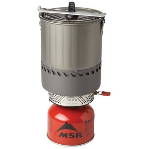 MSR Reactor Stove System - Outdoor Gear