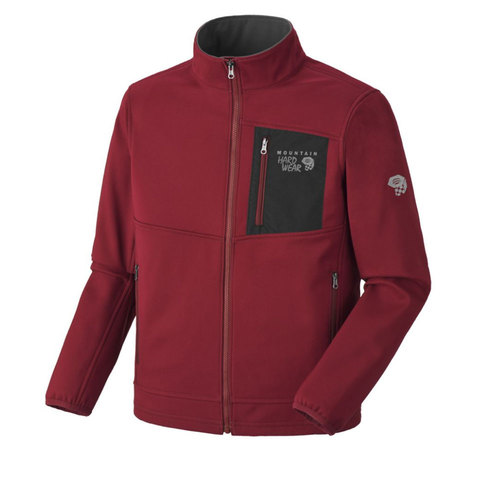 Mountain Hardwear Giotto Jacket - Boys'