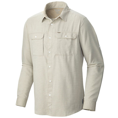 Mountain Hardwear Canyon Long Sleeve Shirt - Mens - Outdoor Gear