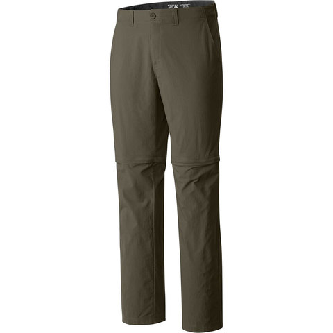 Mountain Hardwear Castil Convertible Pant - Mens - Outdoor Gear