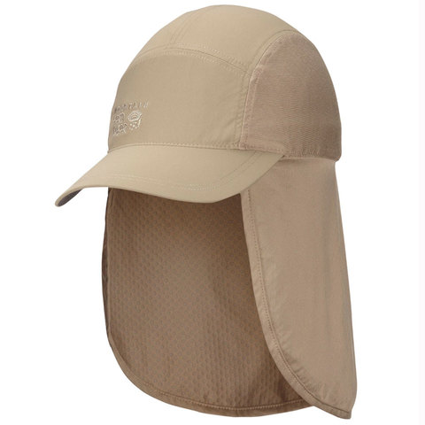 Mountain Hardwear Cooling Ravi Flap Cap - Mens - Outdoor Gear