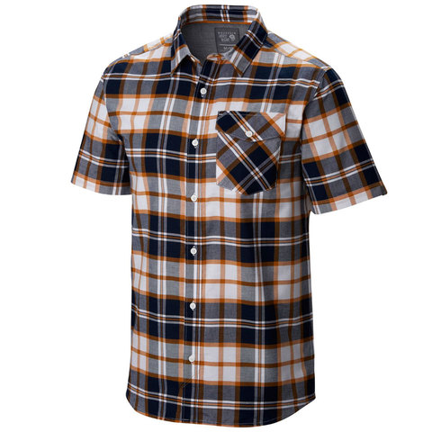 Mountain Hardwear Drummond Short Sleeve Shirt - Outdoor Gear