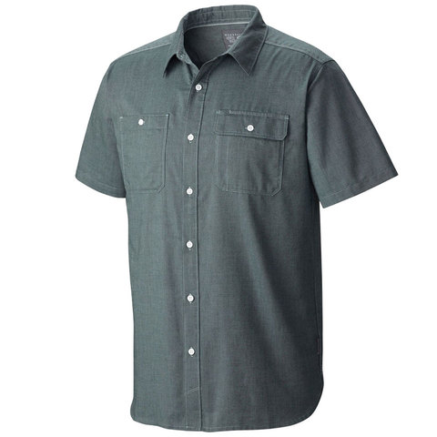 Mountain Hardwear Drummond Utility Short Sleeve Shirt - Mens - Outdoor Gear