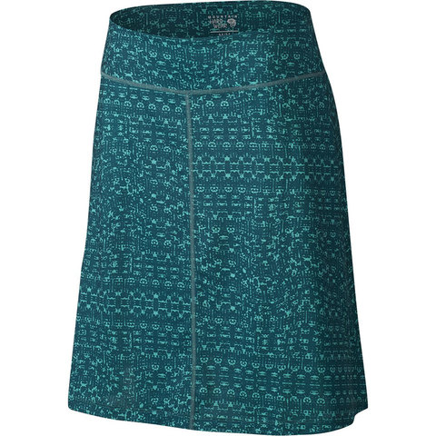 Mountain Hardwear Dryspun Perfect Printed Skirt - Womens - Outdoor Gear