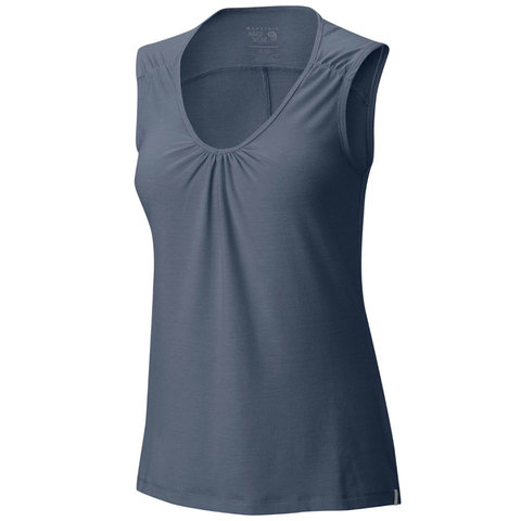 Mountain Hardwear Dryspun Sleeveless Tee - Womens - Outdoor Gear
