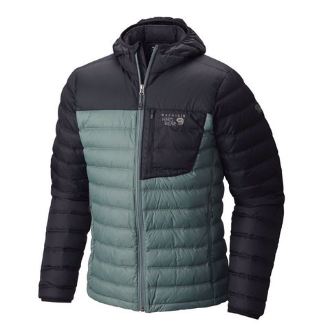Mountain Hardwear Dynotherm Down Hooded Jacket - Mens - Outdoor Gear