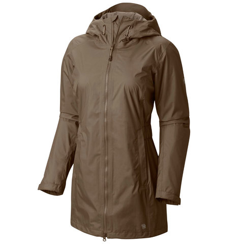Mountain Hardwear Finder Parka - Womens - Outdoor Gear