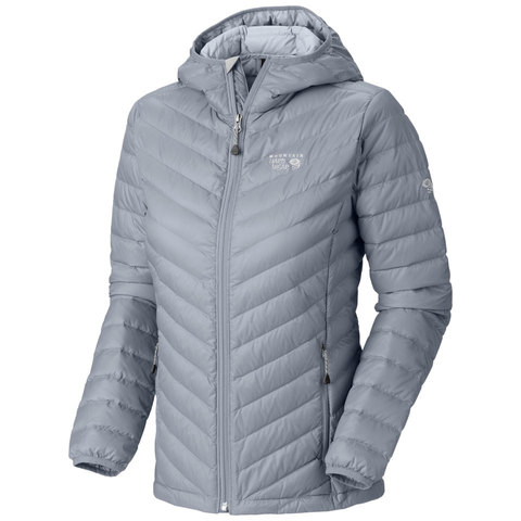 Mountain Hardwear Hooded Nitrous Jacket - Women's