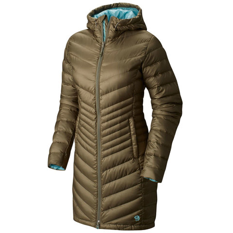 Mountain Hardwear Nitrous Hooded Down Parka - Womens - Outdoor Gear