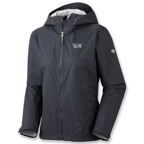 Mountain Hardwear Plasmic Rain Jacket - Womens