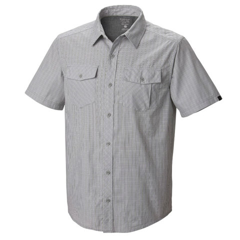 Mountain Hardwear Rubble Short Sleeve Shirt